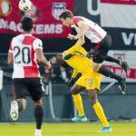 Feyenoord ganó 2-0 de local a FC Porto