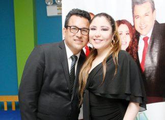 Hernán Vidaurre y Giovanna Castro