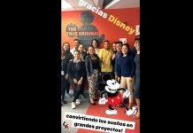 Josimar firma alianza con Disney