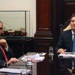 Martín Vizcarra y Pedro Olaechea