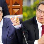 Pedro Olaechea y Martín Vizcarra