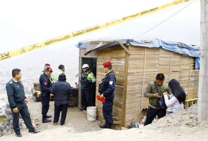 Policía encuentra tres cadáveres en una casa