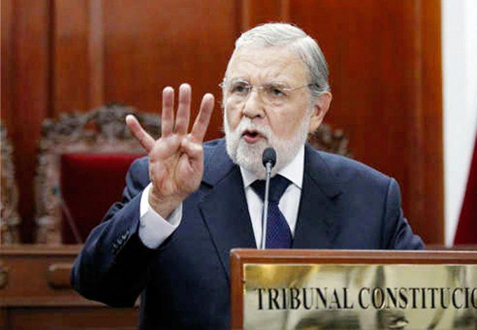 Ernesto Blume Fortini, miembro del Tribunal Constitucional