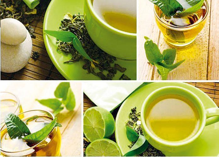 Infusiones con hierbas medicinales
