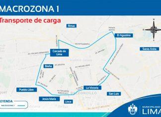 Macro zona 1