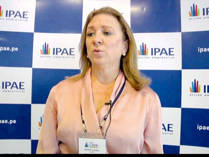 María Isabel León hablo fuerte