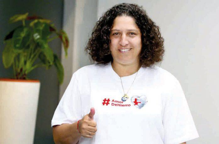 Ministra del Ambiente, Fabiola Muñoz