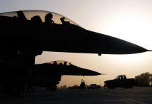 Base de soldados estadounidenses en Irak