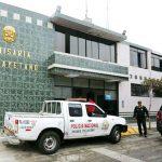 Comisaría San Cayetano de El Agustino