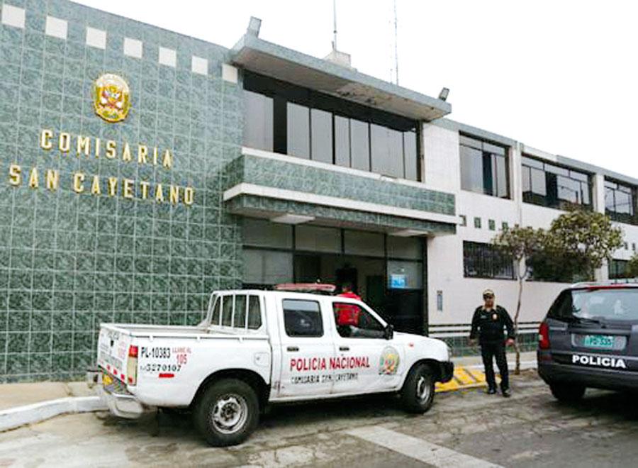 Castigan a policías de comisaria de El Agustino - El Men