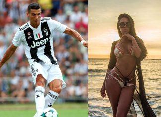 """Cristiano Ronaldo gileó a la """"Chama"""""""
