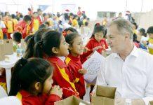 "El alcalde Jorge Muñoz participó de la primera jornada de ""Navidad en Lima"""