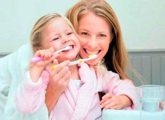 Hábitos de salud en los niños