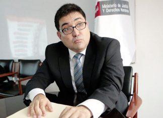 Procurador ad hoc para el caso Lava Jato, Jorge Ramírez
