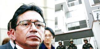 Vivienda del abogado Humberto Abanto Verástegui
