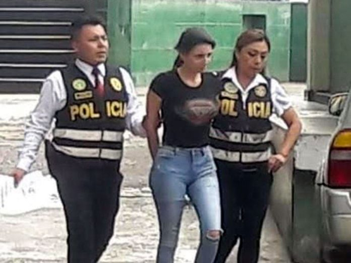 """Waleshka Rojas Rodríguez acusada de ayudar a escapar a """"Los malditos del Rolex"""""""