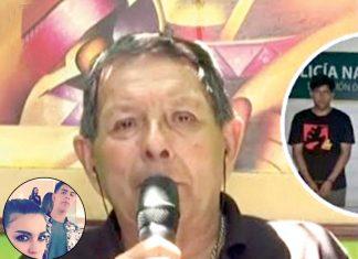 Abuelo sufre por detención de hijo de Angie