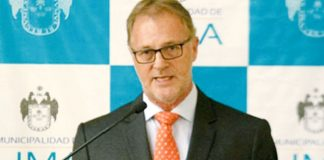 Alcalde de Lima, Jorge Muñoz