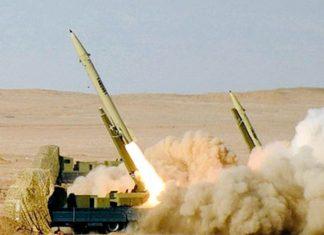 Bombardeo de Irán