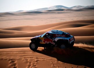 Carlos Sainz - Rally Dakar-2020