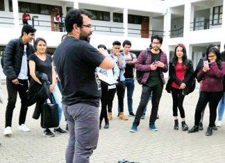 El docente peruano Jaris Emmanuel Veneros Guevara gana beca de la NASA para estudiar biodiversidad