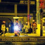 Fuga de gas natural ocurrida el día domingo en un establecimiento de venta al público de GNV ubicado entre las avenidas Carlos Izaguirre y Universitaria