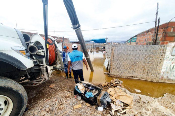 Llluvias intensas en Tacna