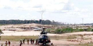 Lucha contra la minería ilegal