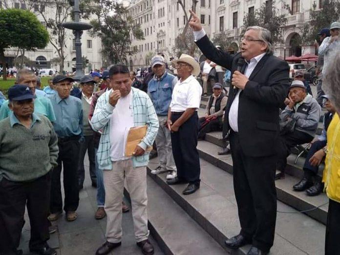 Luis Luzuriaga Garibotto - Federación Nacional de Fonavistas