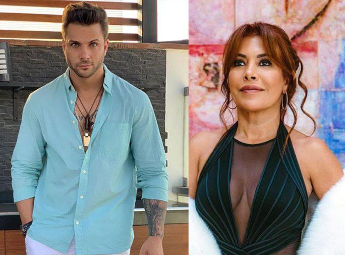 Magaly Medina y Nicola Porcella