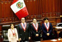 Mesa Directiva de la Comisión Permanente