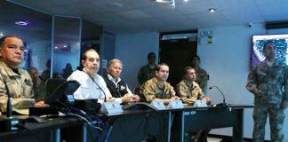 Ministro de Defensa, Walter Martos Ruíz