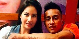 Pamela López, la esposa del futbolista, Christian Cueva