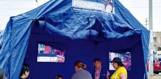 Reniec entrega DNI gratis a damnificados por explosión