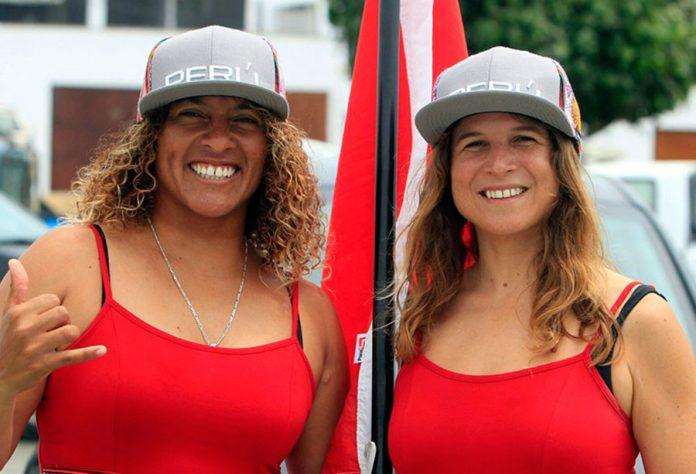 Sofía Mulánovich y Analí Gómez