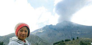 Volcan de Ubinas