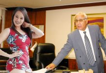 """exministro del Interior Remigio Hernani, para dejarle en claro a la """"suboficial influencer"""""""