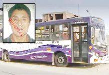 ¡Terror en Lima! Asaltan buses y matan por un celular