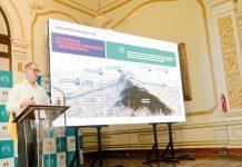 Alcalde Muñoz anunció obras para por más de 1,000 millones de soles