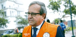 Alcalde de Miraflores, Luis Molina