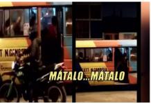 venezolanos asaltan en bus