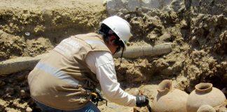 Descubren cementerio de 1.800 años en Breña