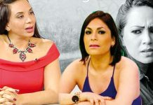 Evelyn y Mónica se mechan por Melissa