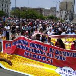 Federación Nacional de Docentes Universitarios del Perú