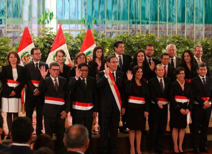 Gabinete ministerial
