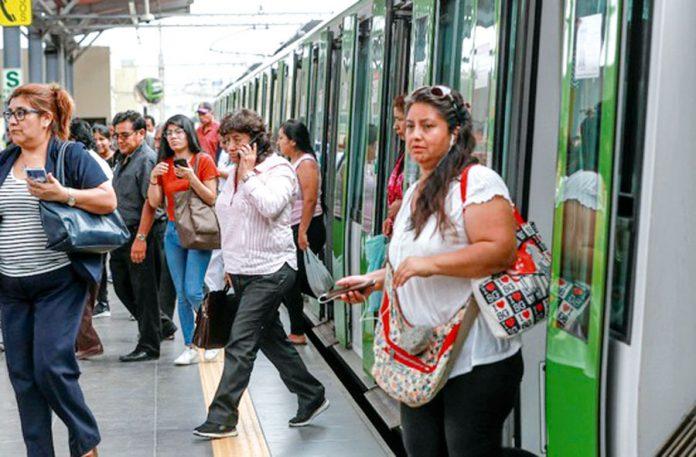 Línea 1 del Metro de Lima y Callao