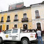 Local de Fuerza Popular ubicado en la avenida Paseo Colón, Cercado de Lima