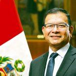 Ministro de Agricultura, Luis Montenegro