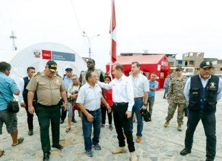 Ministro de Defensa, Walter Ríos
