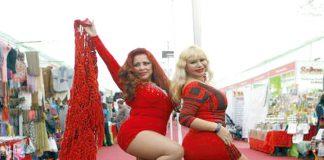 Monique Pardo y Susy Díaz